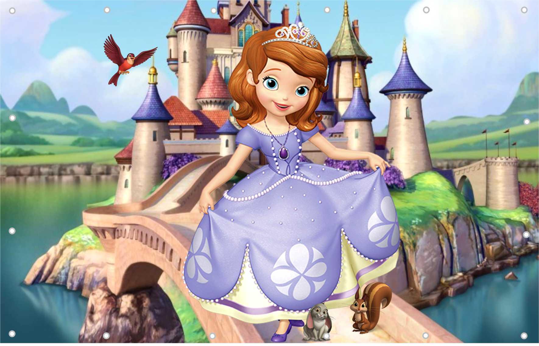 banner princesas elo7