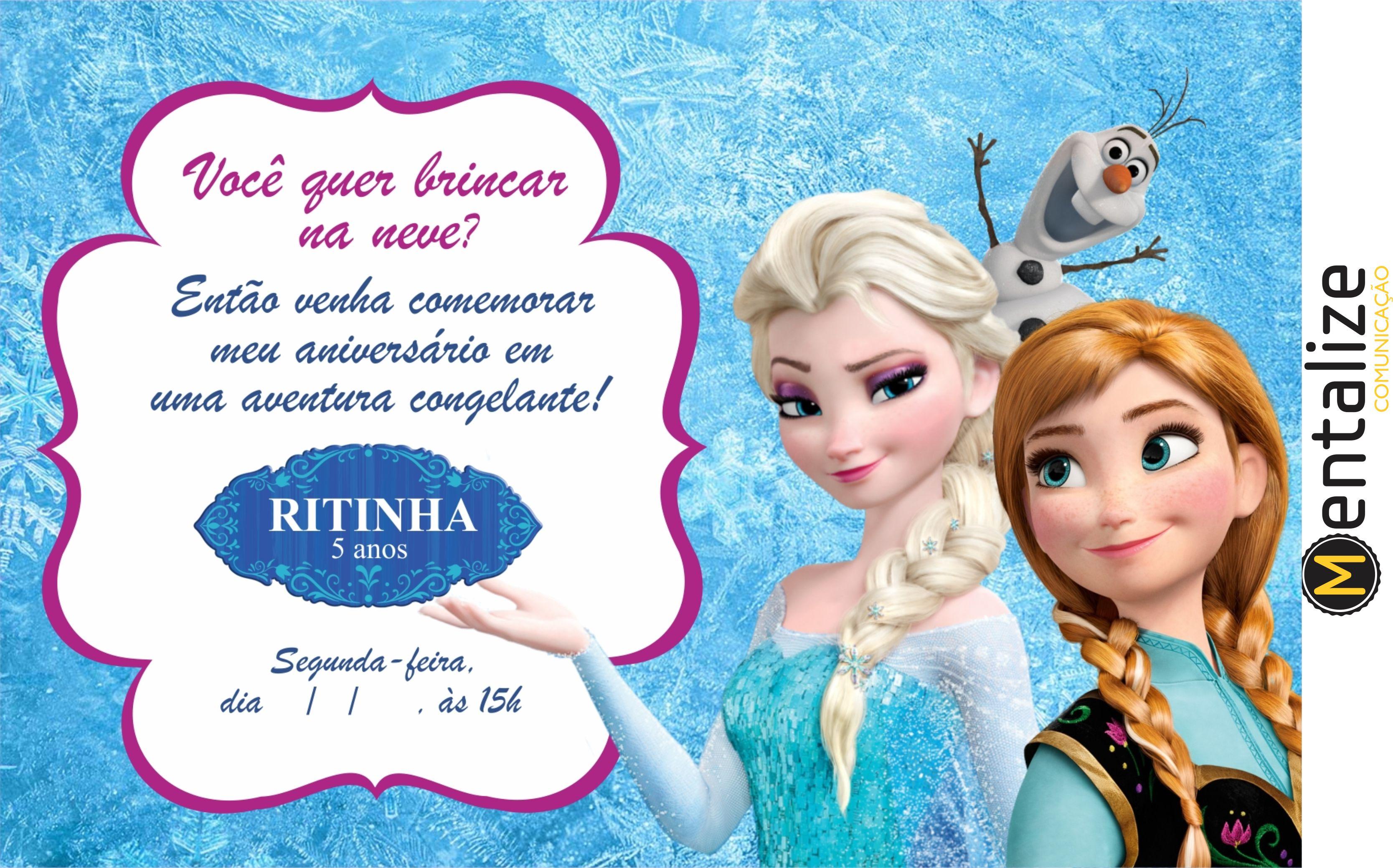 convite frozen no elo7 ruany bento 4f7a84