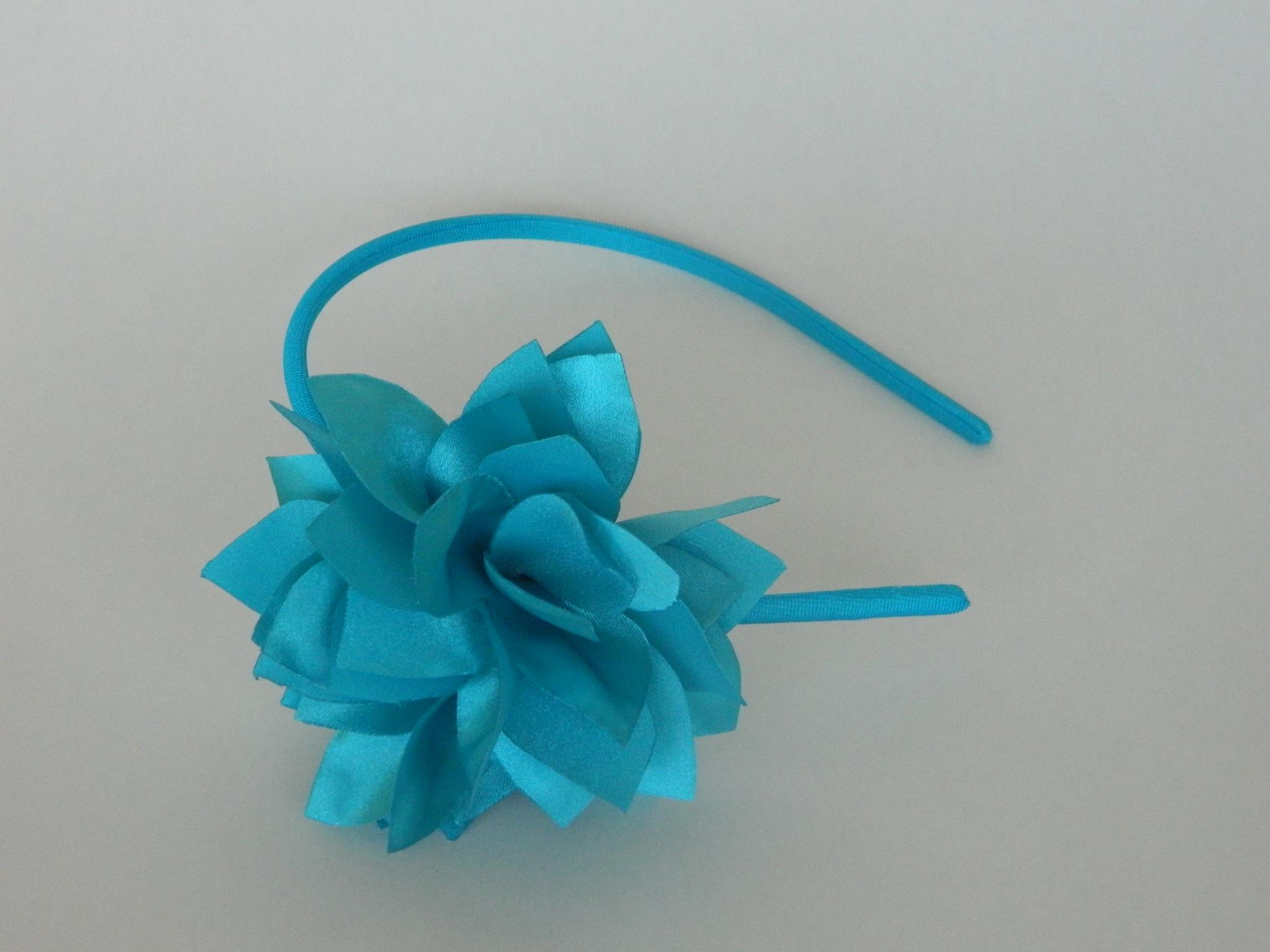 8e046acec4 Flores Azul Turquesa