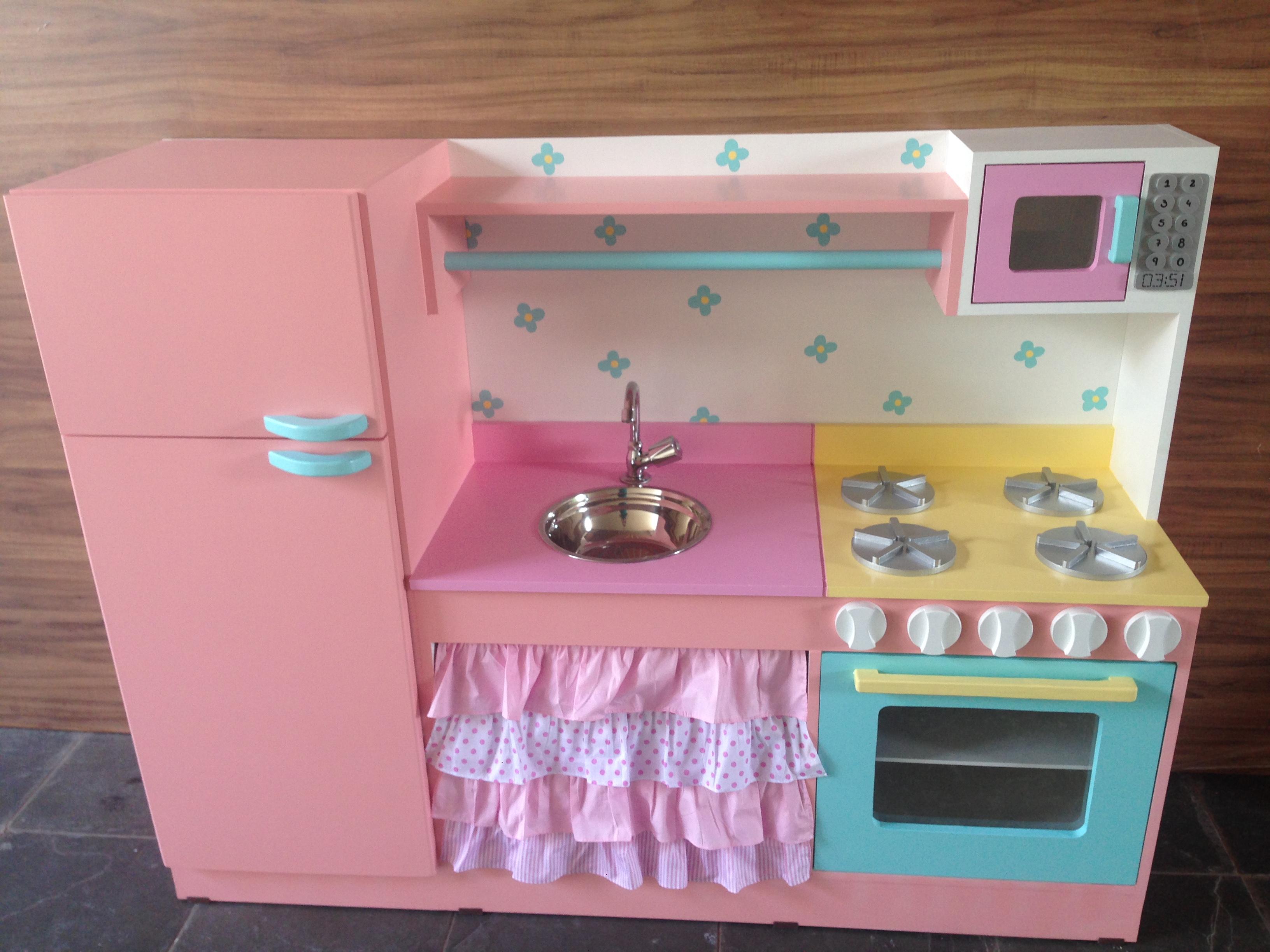 Cozinha Infantil Integrada Helena No Elo7 Ateli Nelma Almeida