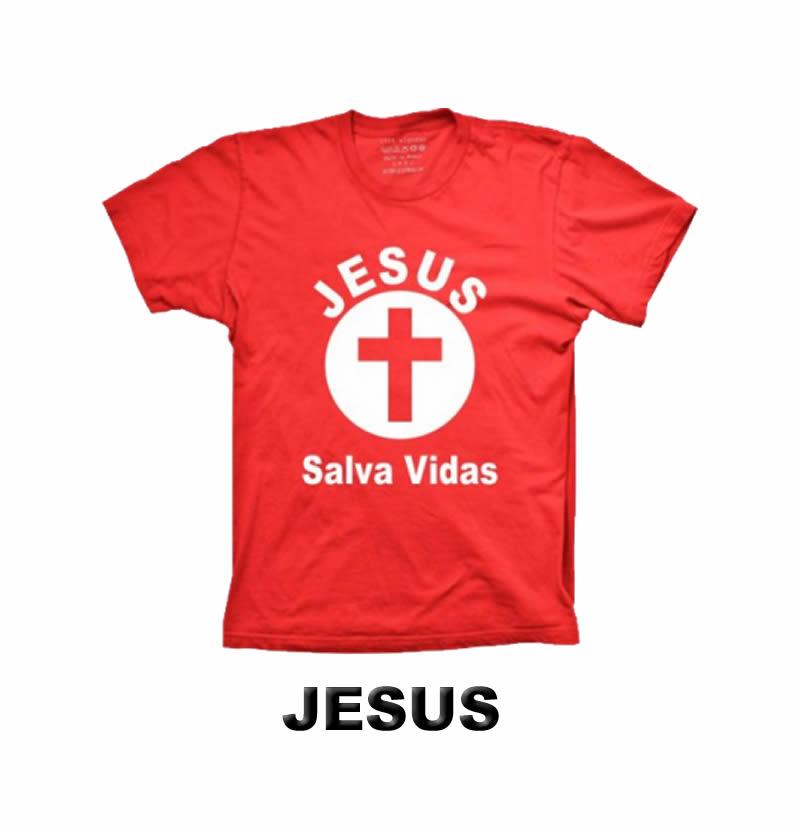Camiseta Plano da Salvação  a96a78f18b6