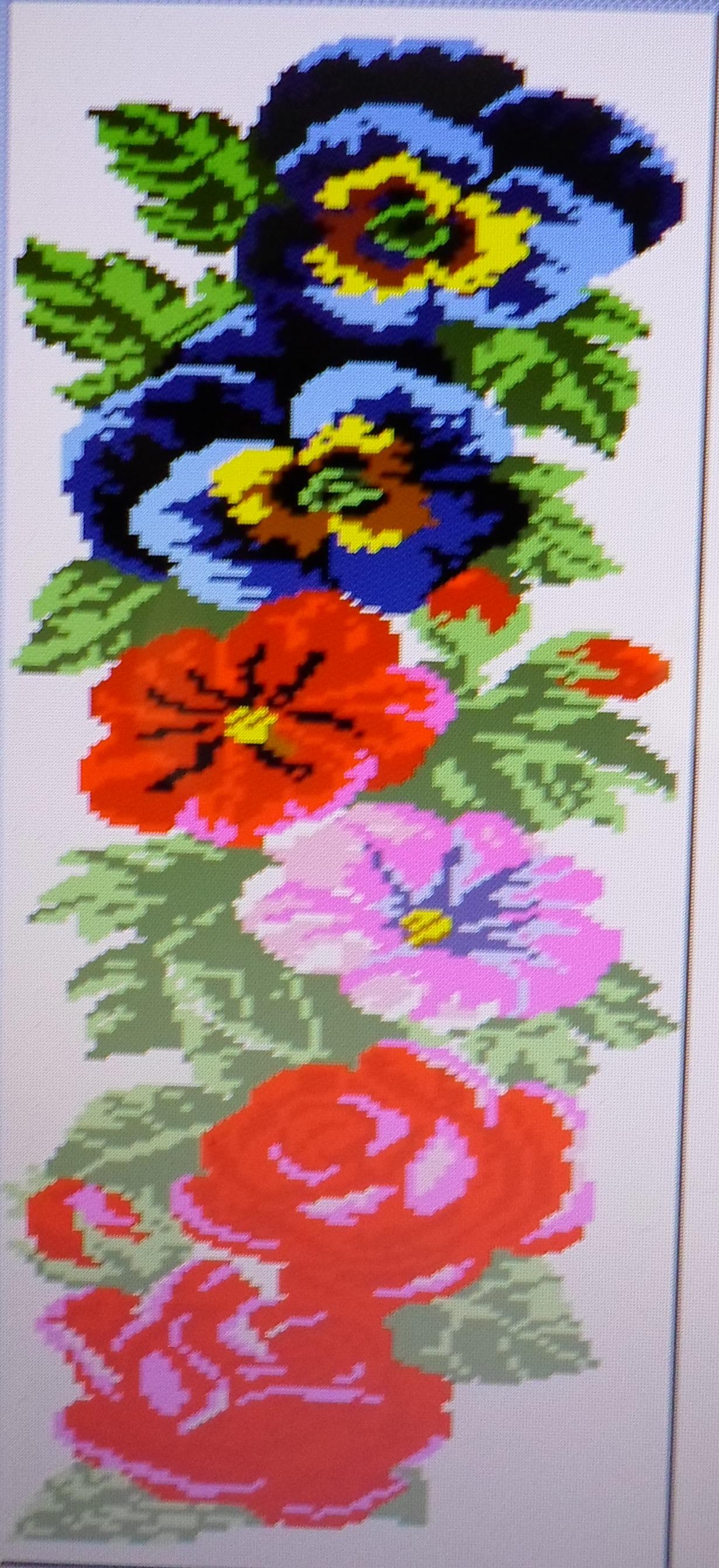 Cortina De Mi Angas Painel De Flores No Elo7 Arte Em Cortinas De