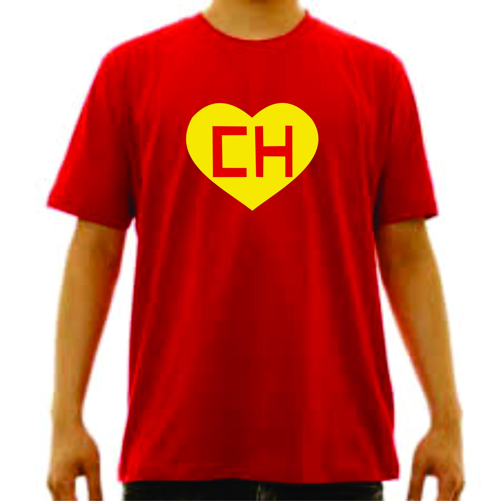 d1412b5c0 Camiseta do Chapolin colorado no Elo7
