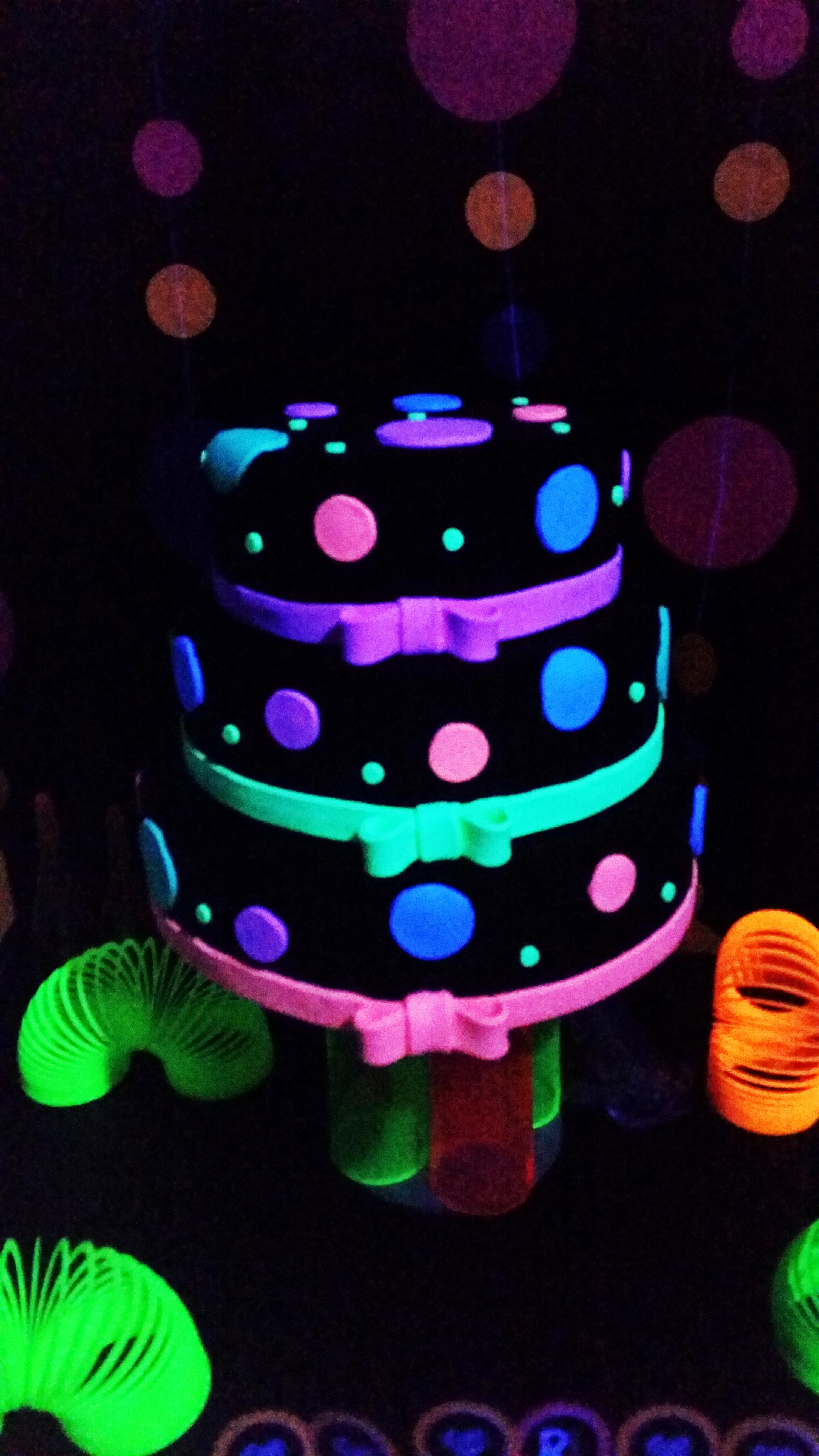 Fake Childrens Birthday Cake
