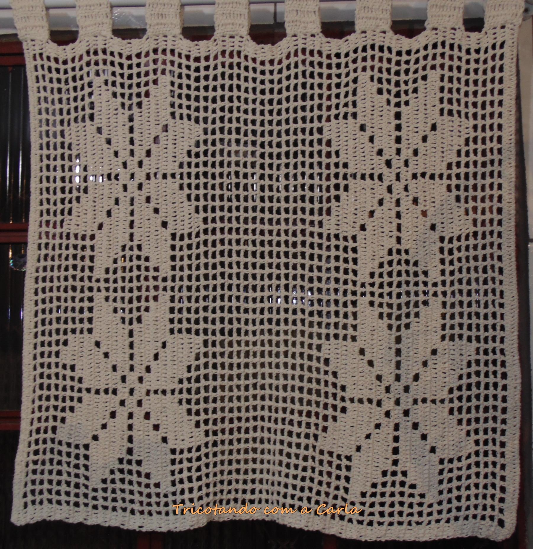 Cortina Para Cozinha Diversos Modelos Renda Croch Acesse