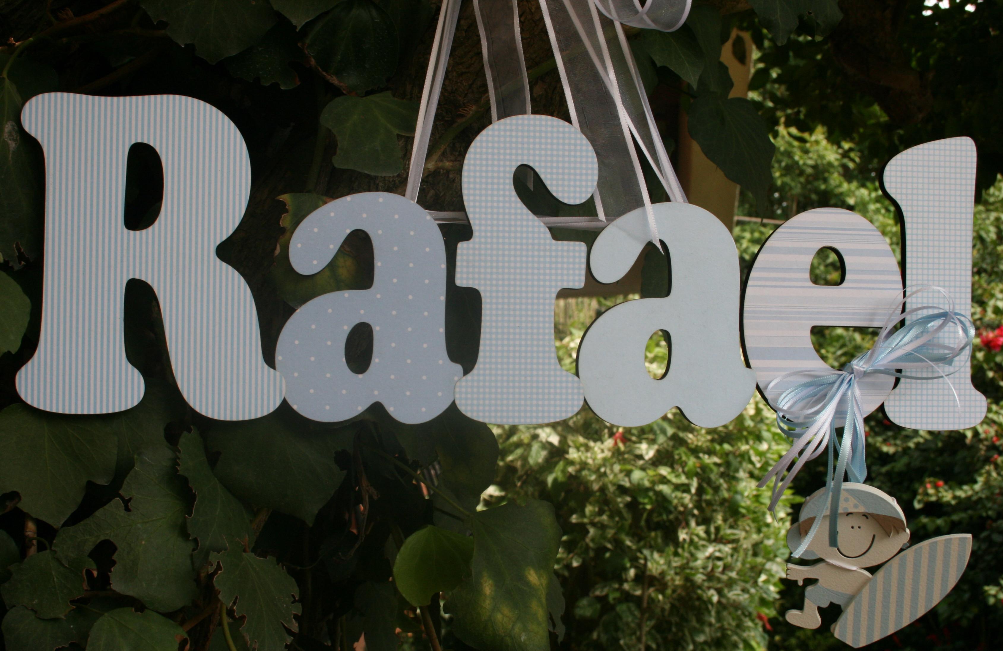 significado do nome Rafael