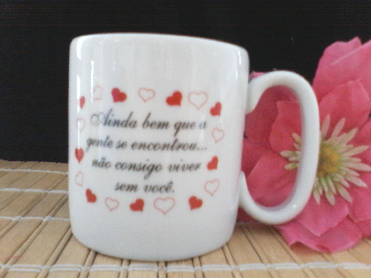 Caneca Frase De Amor No Elo7 Cor E Arte Presentes Criativos 531b25