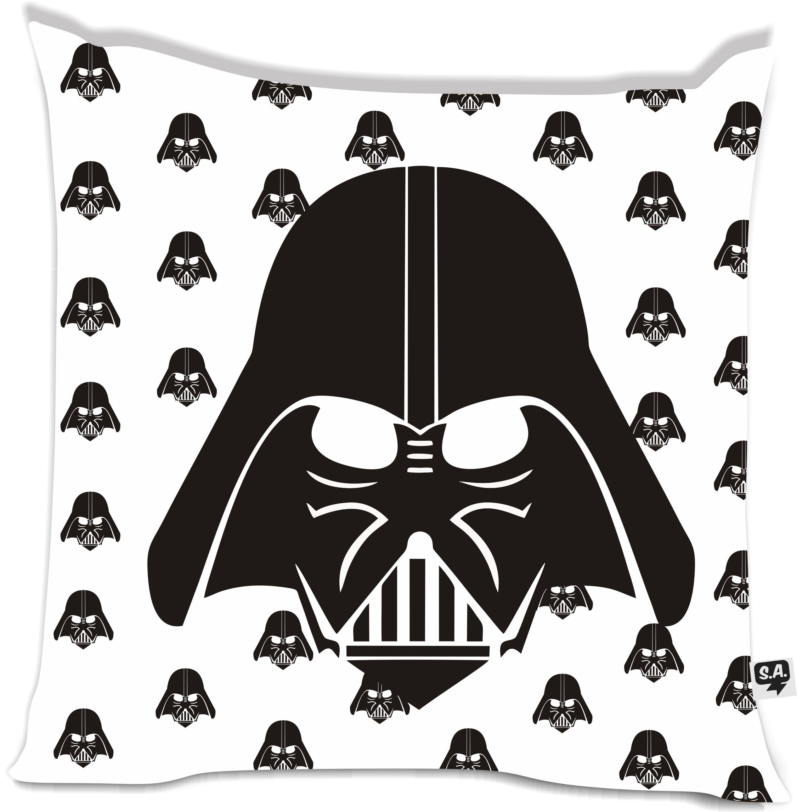 Almofada Darth Vader Mascara No Elo7 Camiseteria Sa 53ed76