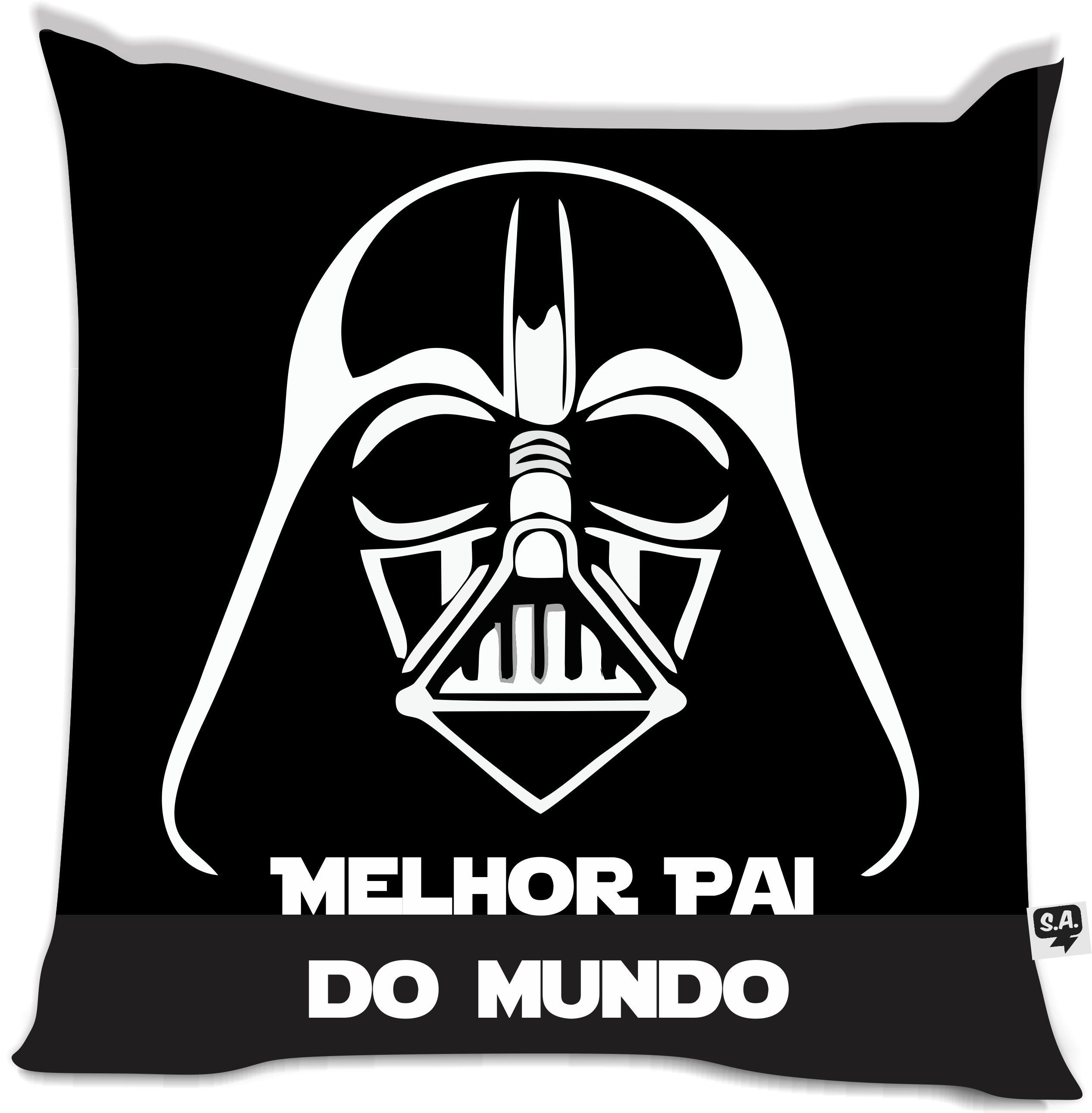 Almofada Darth Vader No Elo7 Camiseteria Sa 53ed79