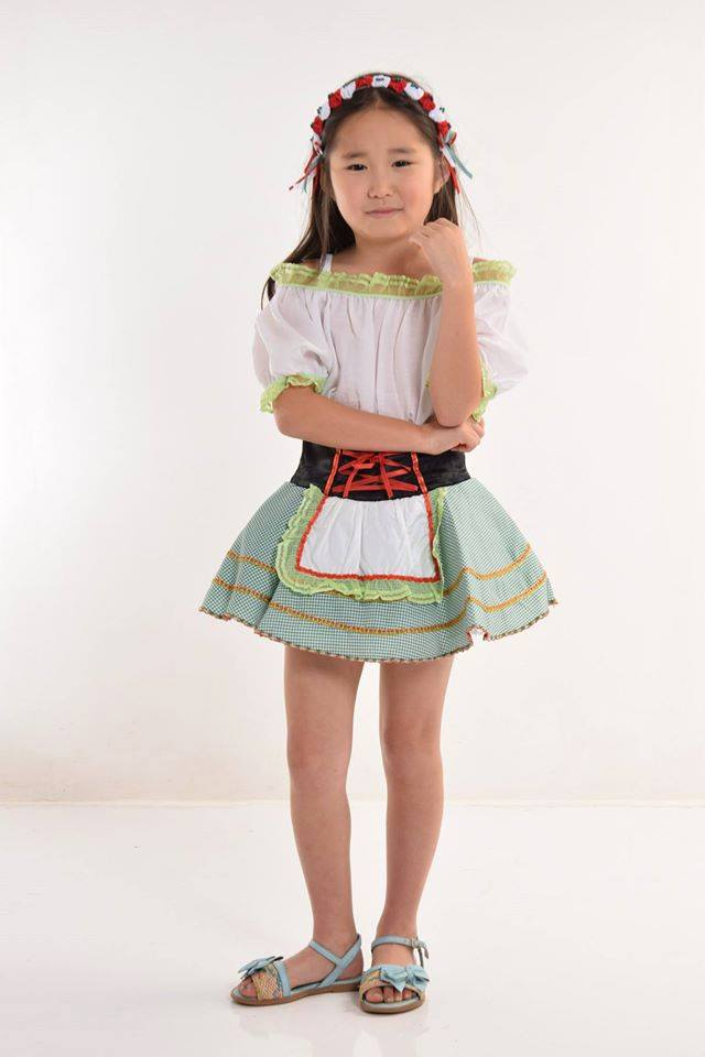 Well-known Fantasia Italiana infantil - Estampas va no Elo7 | MultiFantasias  IT37