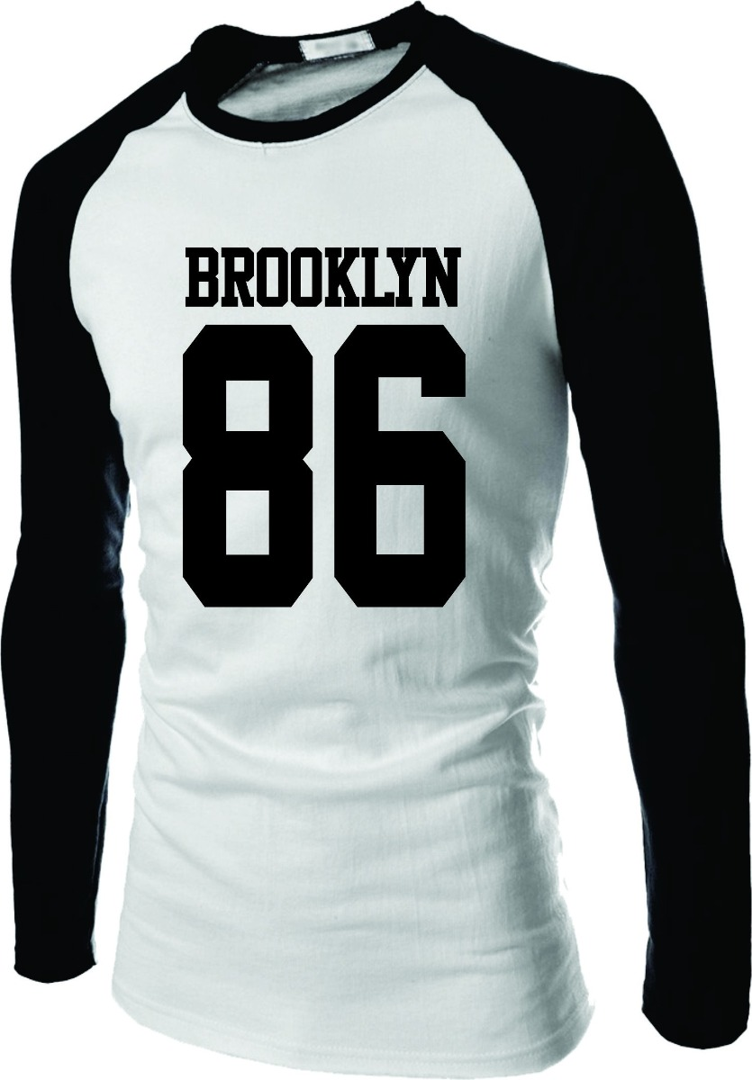 Camiseta Brooklyn  17acc0079a4