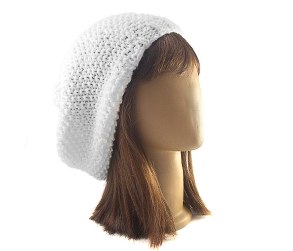 Touca feminina beanie tricô - Bariloche no Elo7  90c98485cc5