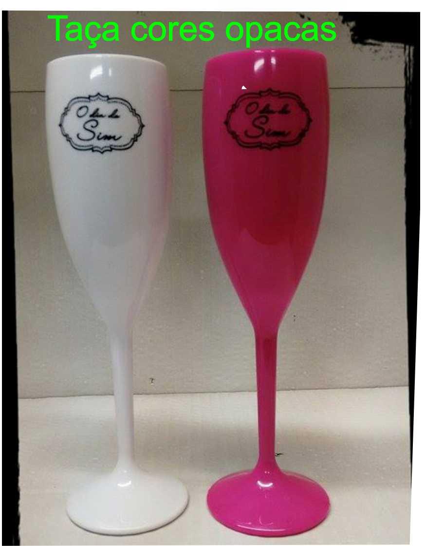 b888b8a5c Taça Champagne Personalizada Casamento no Elo7
