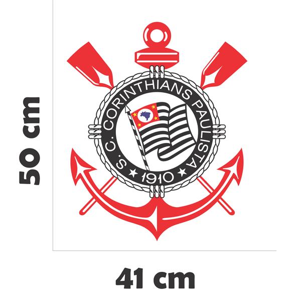 fotos do escudo do timao