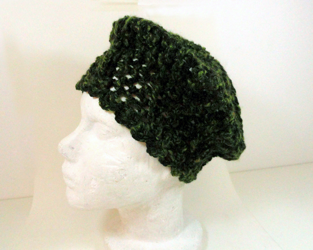 Boina Verde Estrela  126bad3c969