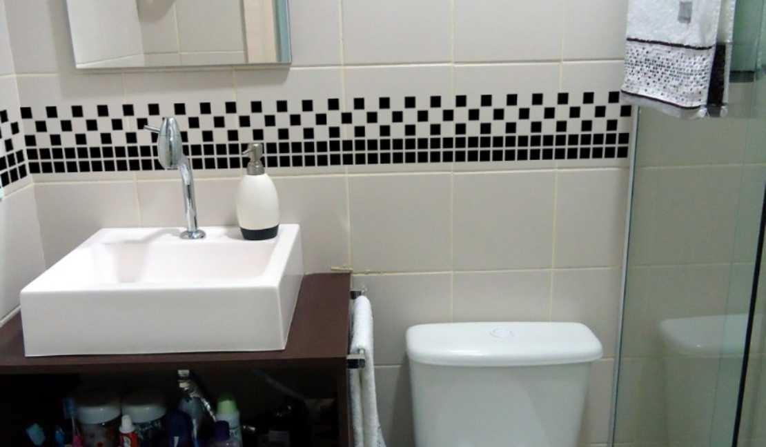 Adesivos banheiro pastilha 30 uni  Adesivos Sempre Viva  Elo7 -> Adesivos Para Pia De Banheiro