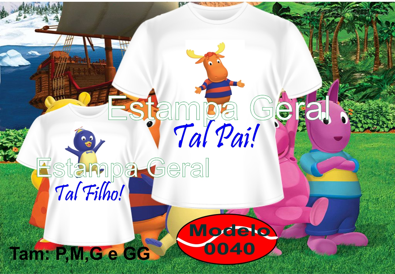 Personalização Kit Pai  d80d1b2e7ba