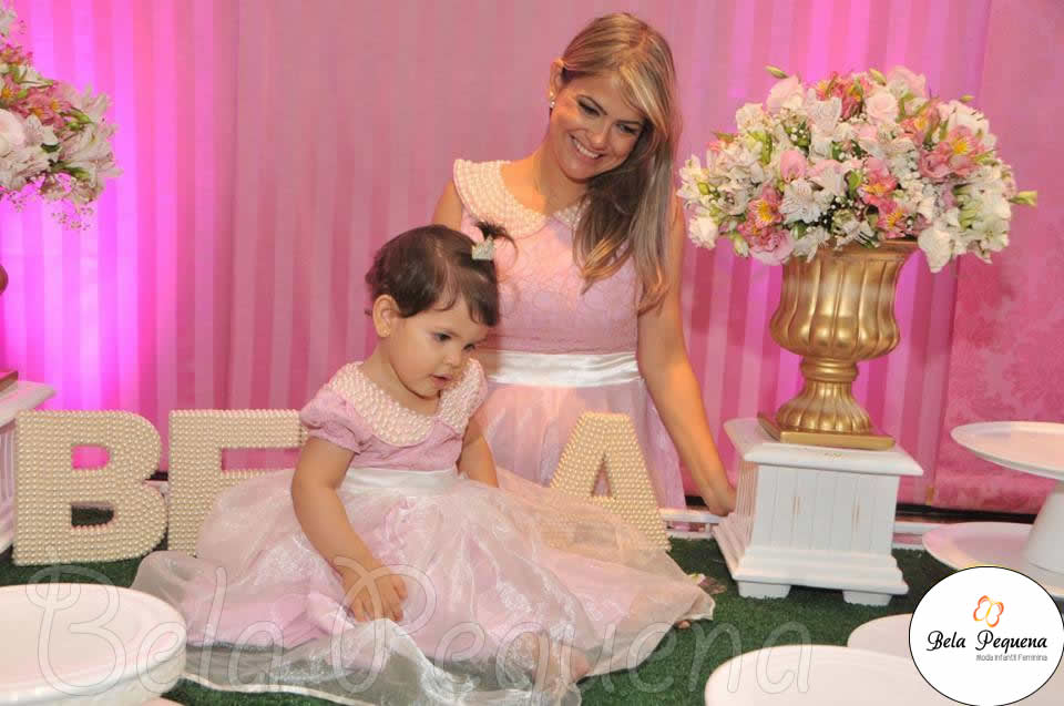 b2a24761510986 Vestidos Luxo Mãe e Filha | Elo7