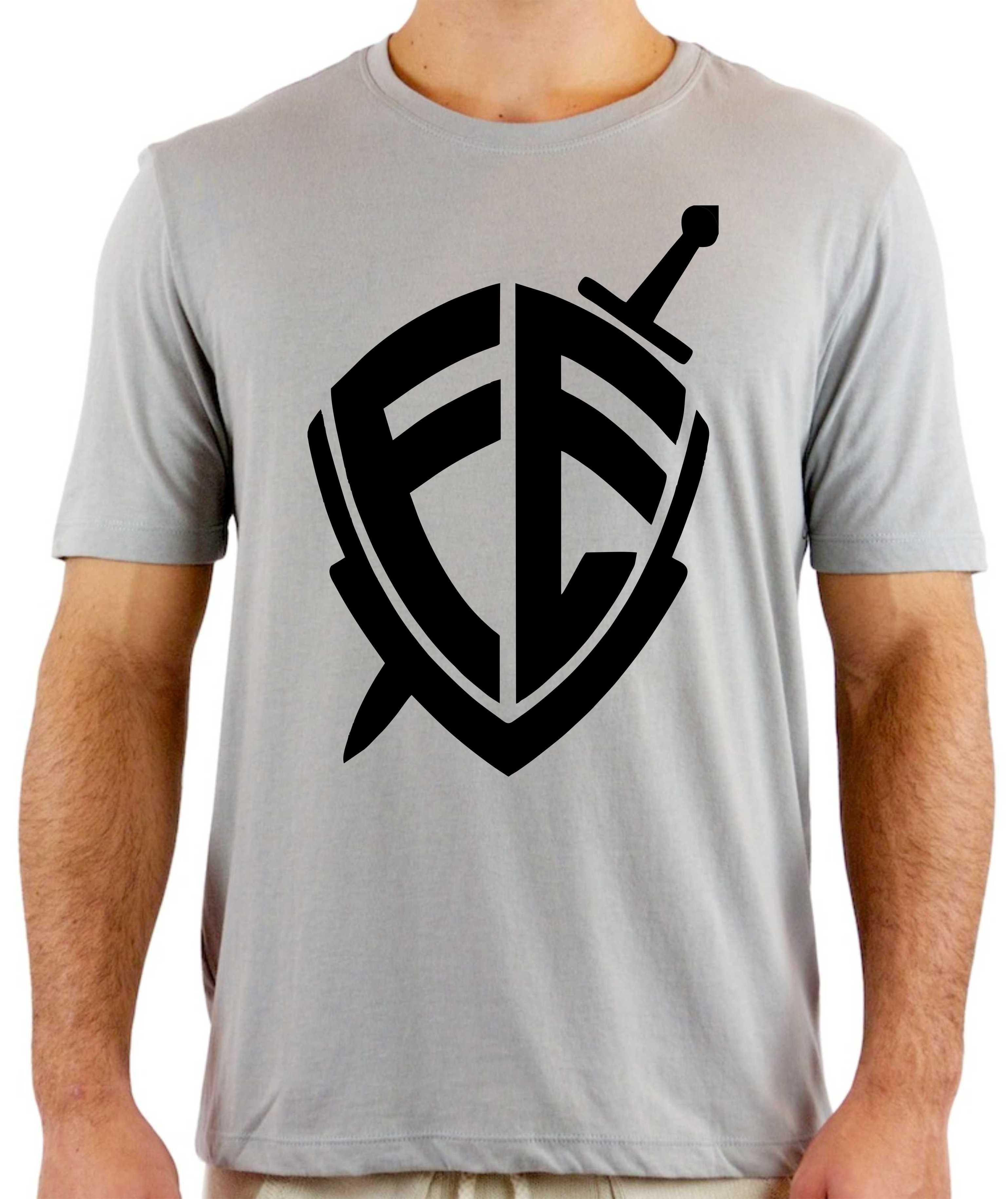 Camisa Gospel Adorador Sou de Cristo  e3f4e710293