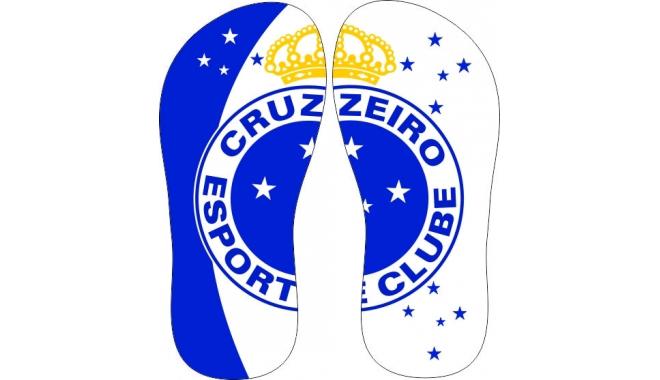 Chinelo Cruzeiro  28a16e0b74e26