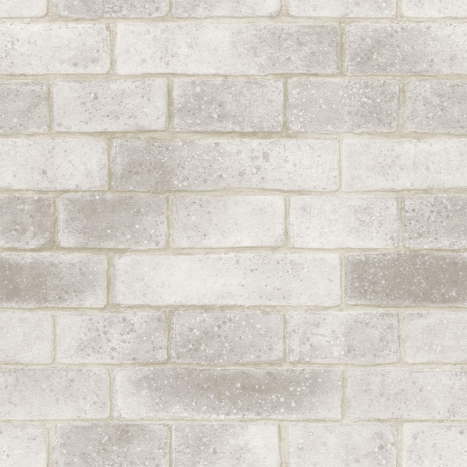 8689bb3d9 Papel de parede Tijolinho claro 1420 no Elo7