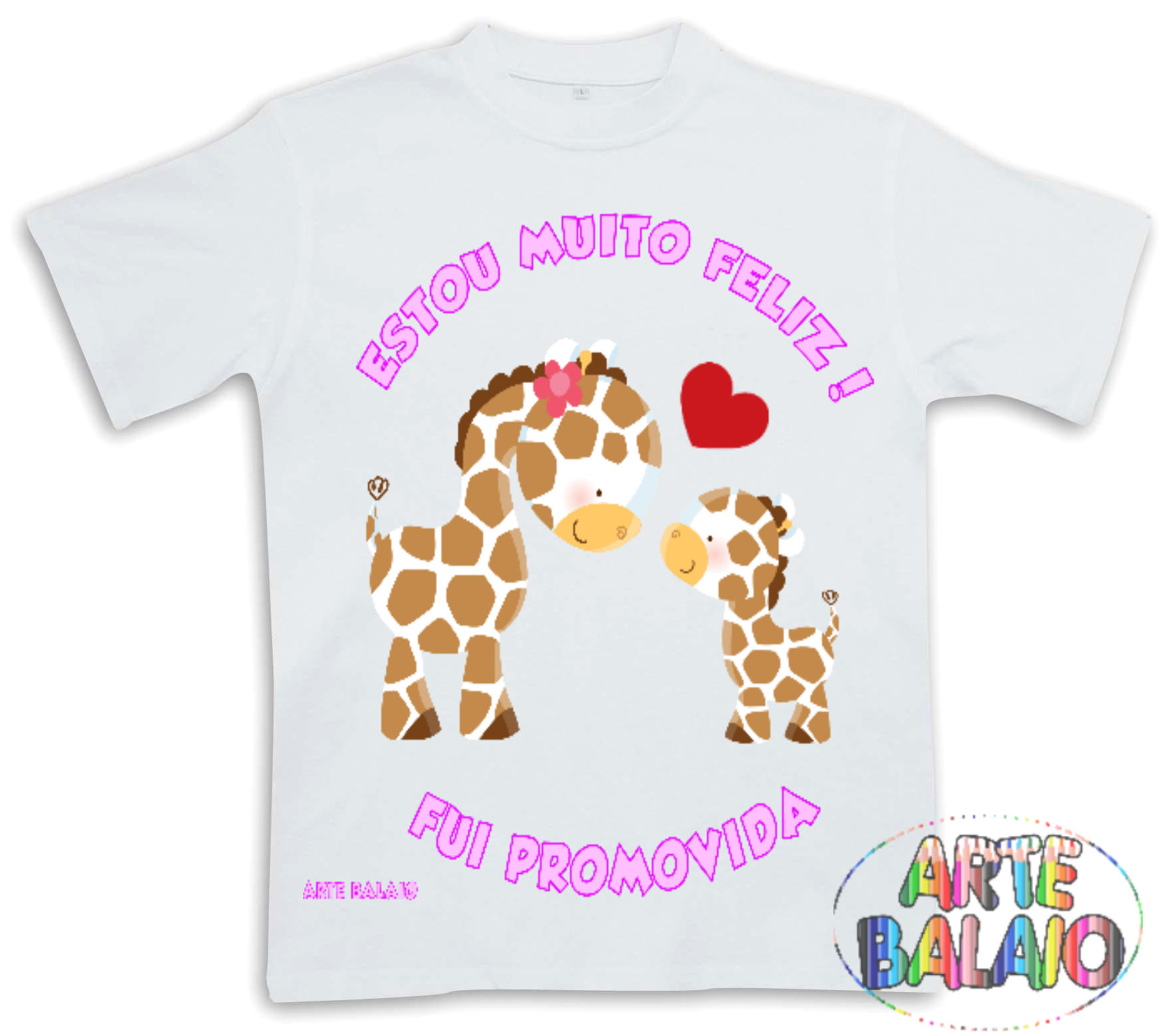 Camiseta Irmã Mais Velha Elo7