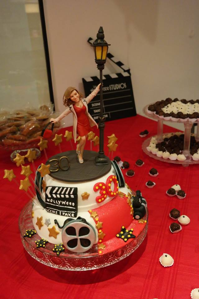 Topo de bolo de repente 30 elo7 altavistaventures Gallery