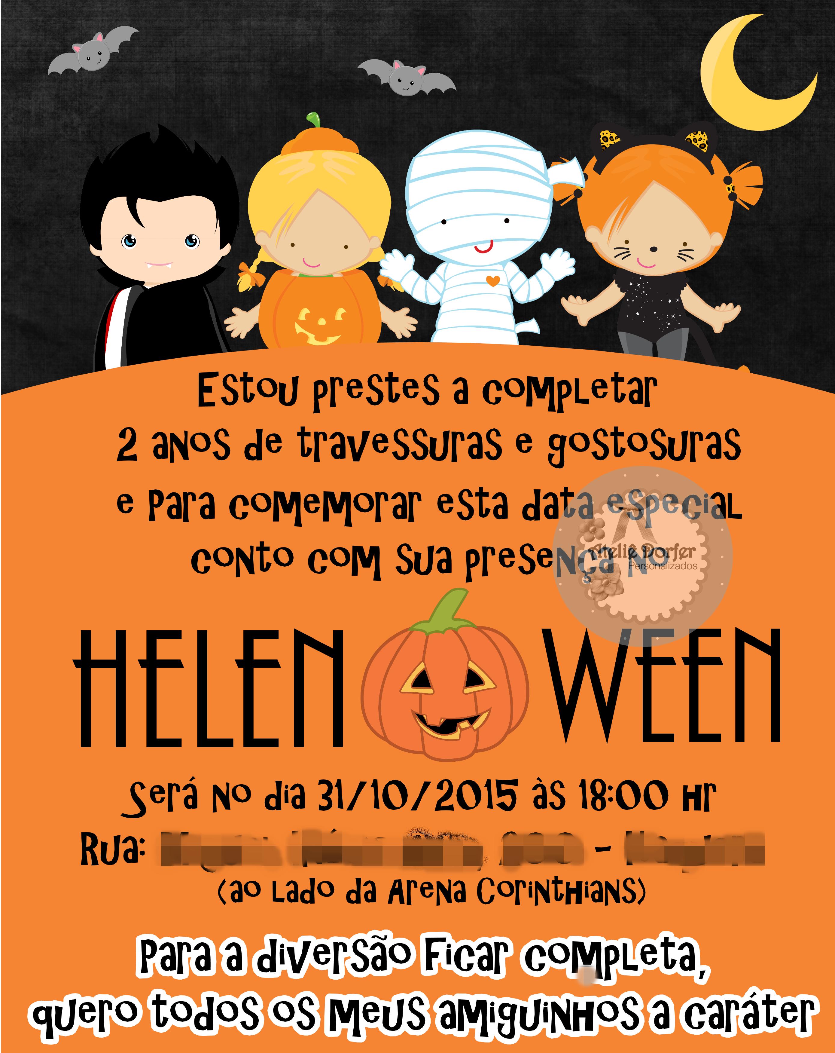 Convites - Coleção de Ateliê Dorfer Artes e Papelaria ( ateliedorfer ... 9c16d63f1aa46