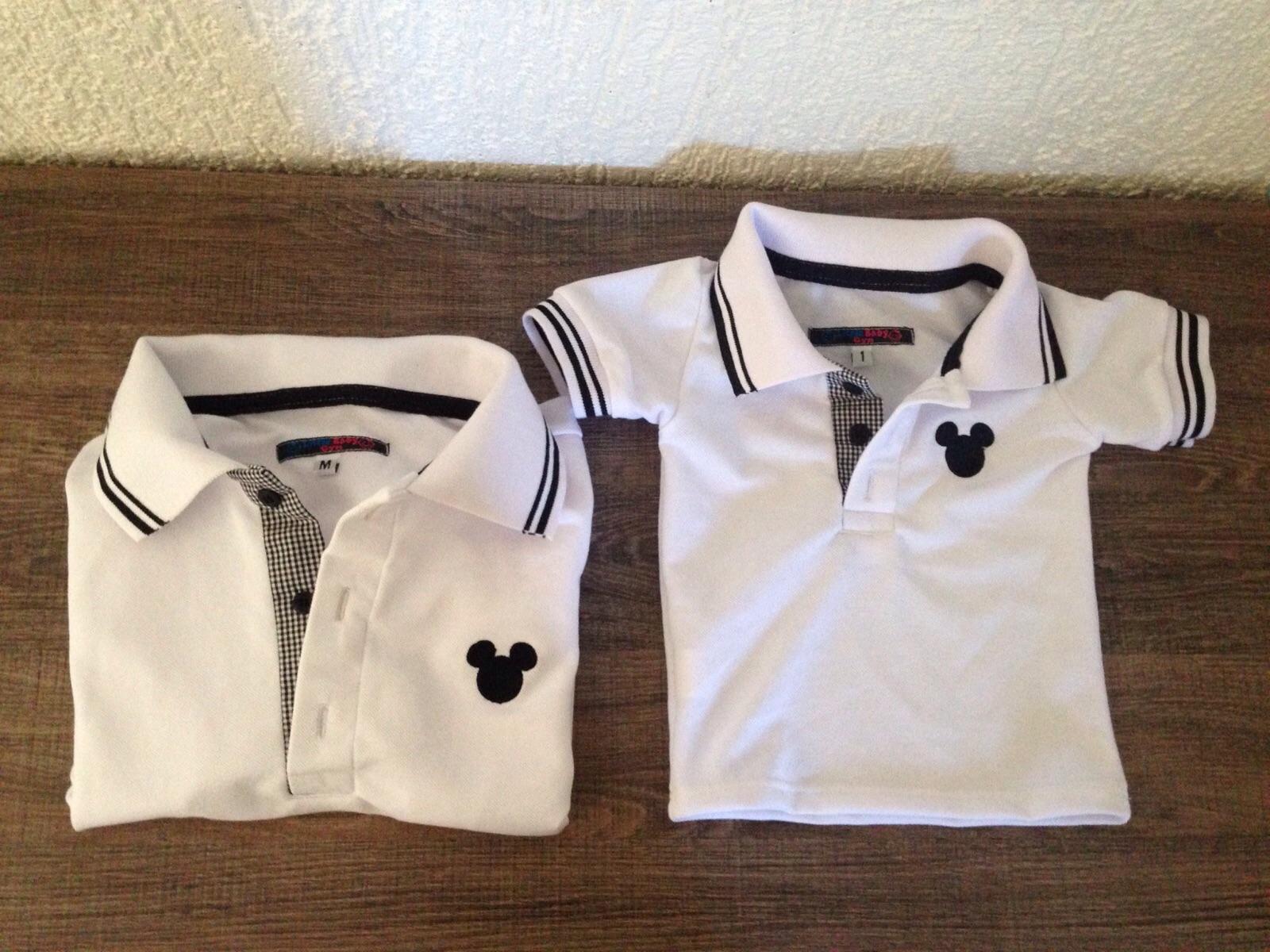 922b27a48e6ba Camisa polo - Coleção de Little Baby Gyn ( littlebabygyn)