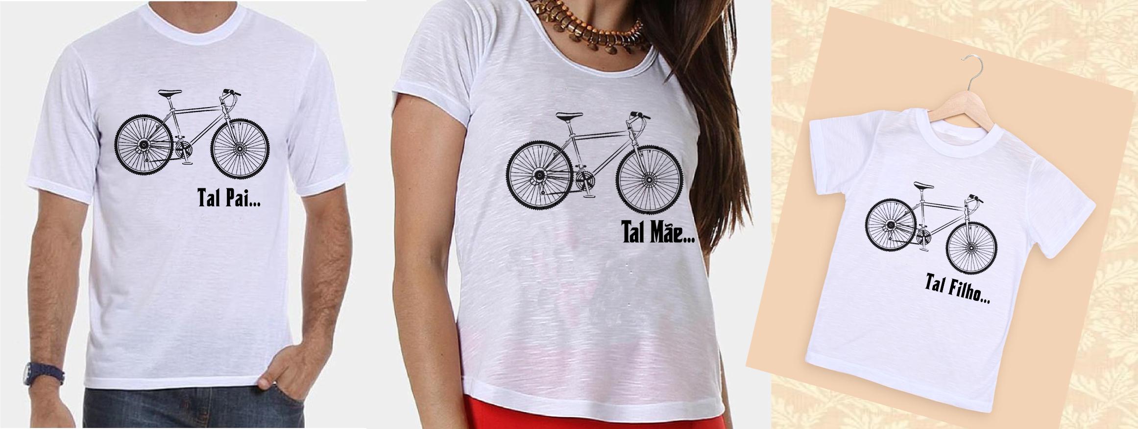 0b7d9cca0 Tal Pai Tal Filho Bike Bicicleta | Elo7