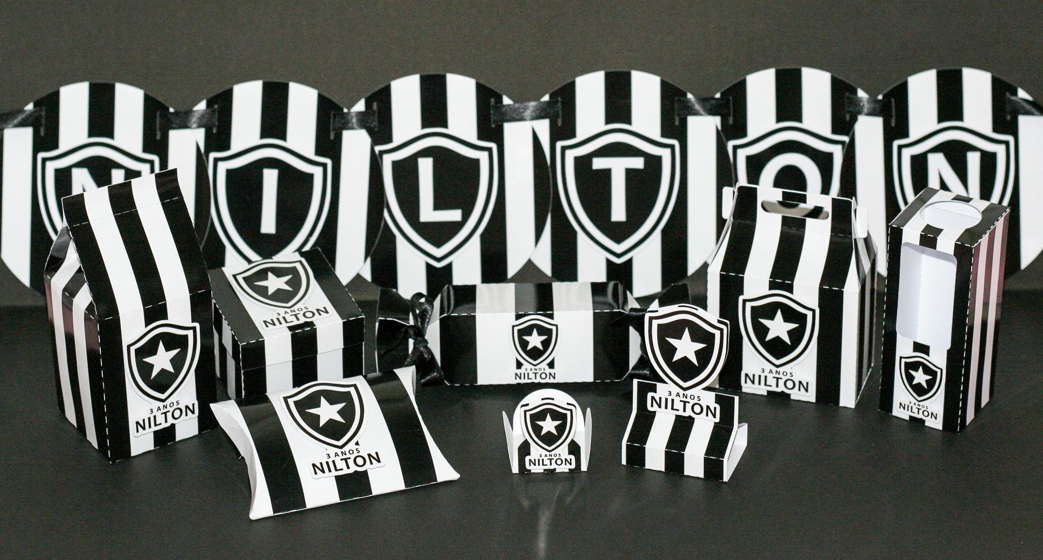 2f91fb8375a50 Adesivo Festa Botafogo
