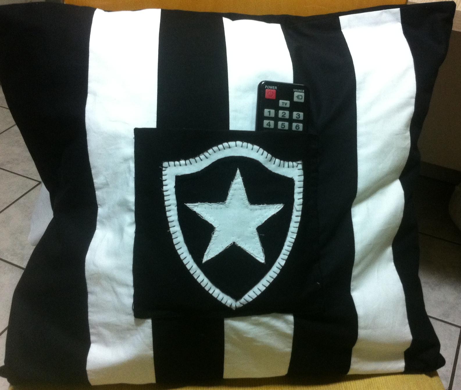 Kit Almofadas Botafogo  c7bf3822dd40a