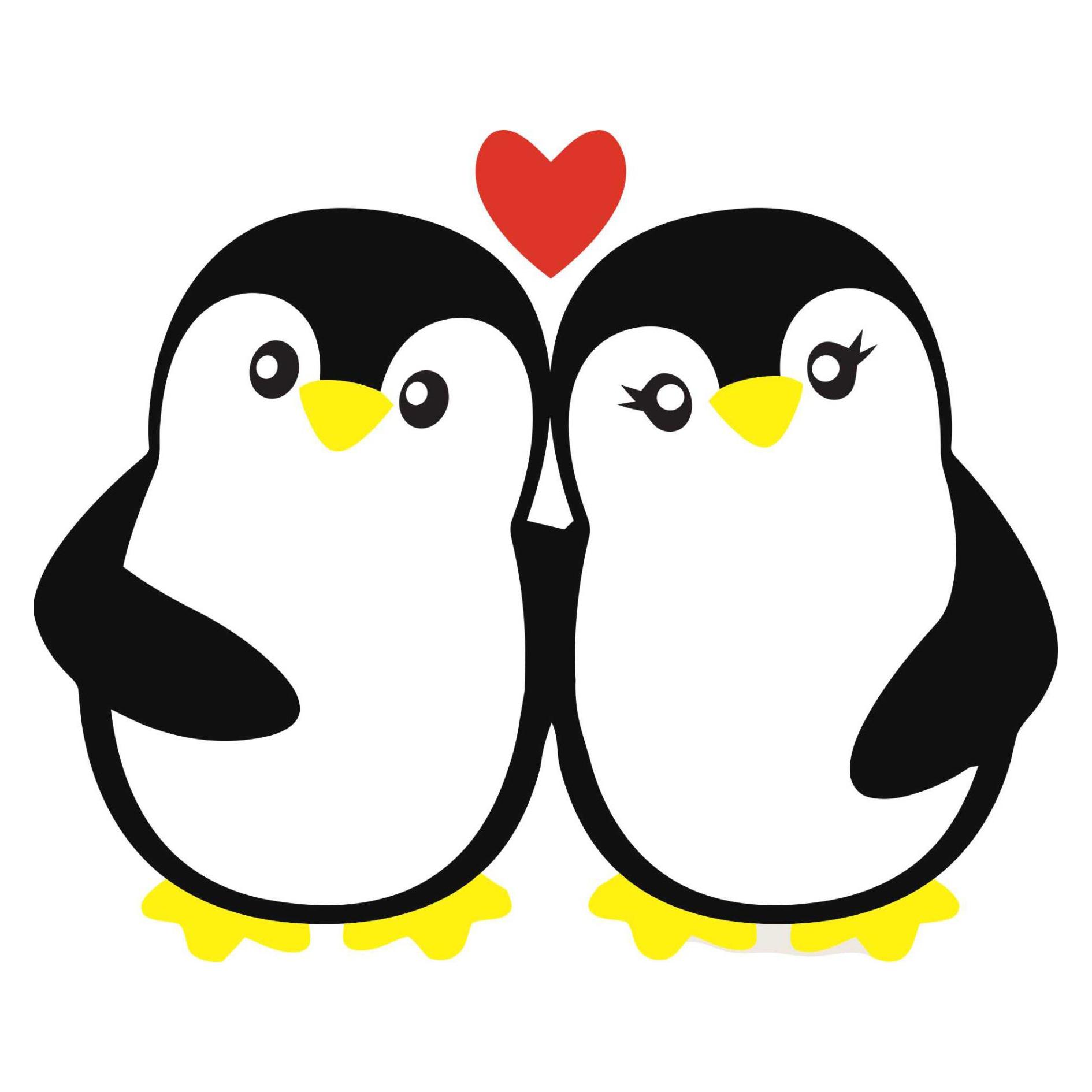 Adesivo De Geladeira Pinguim 019 No Elo7 Queen Industria De