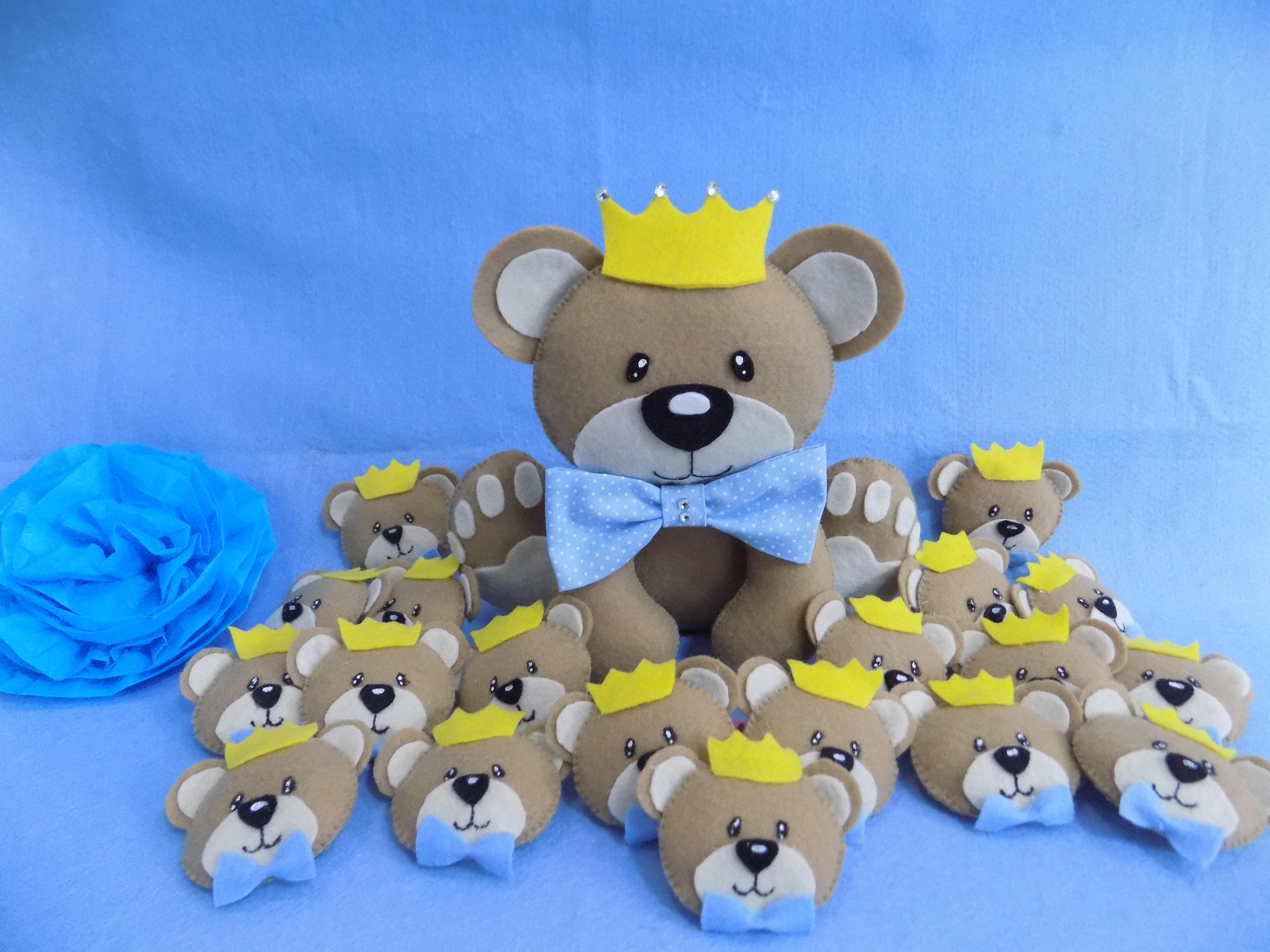 Ateliê Mimos em Feltro: Kit O Pequeno Príncipe
