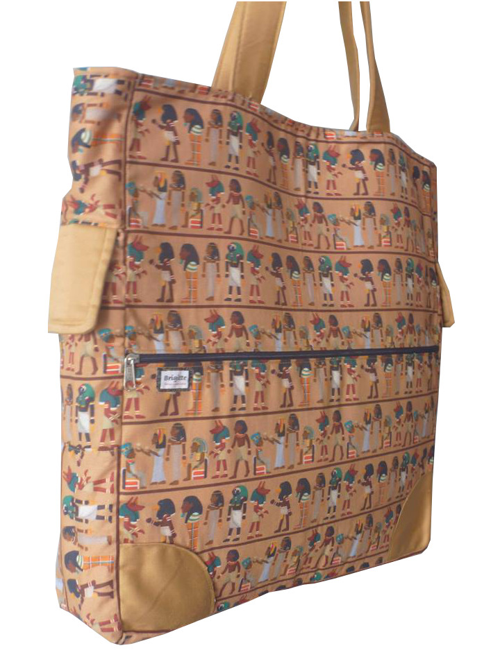 Bolsa De Ombro Queens : Bolsa grande egito brigitte bags elo