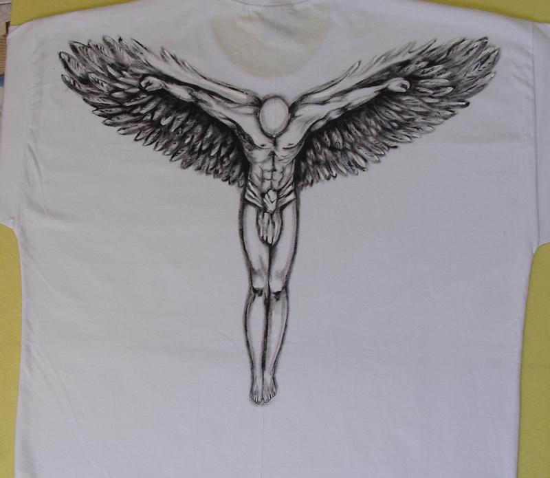 Homem Anjo:Série Tattoo