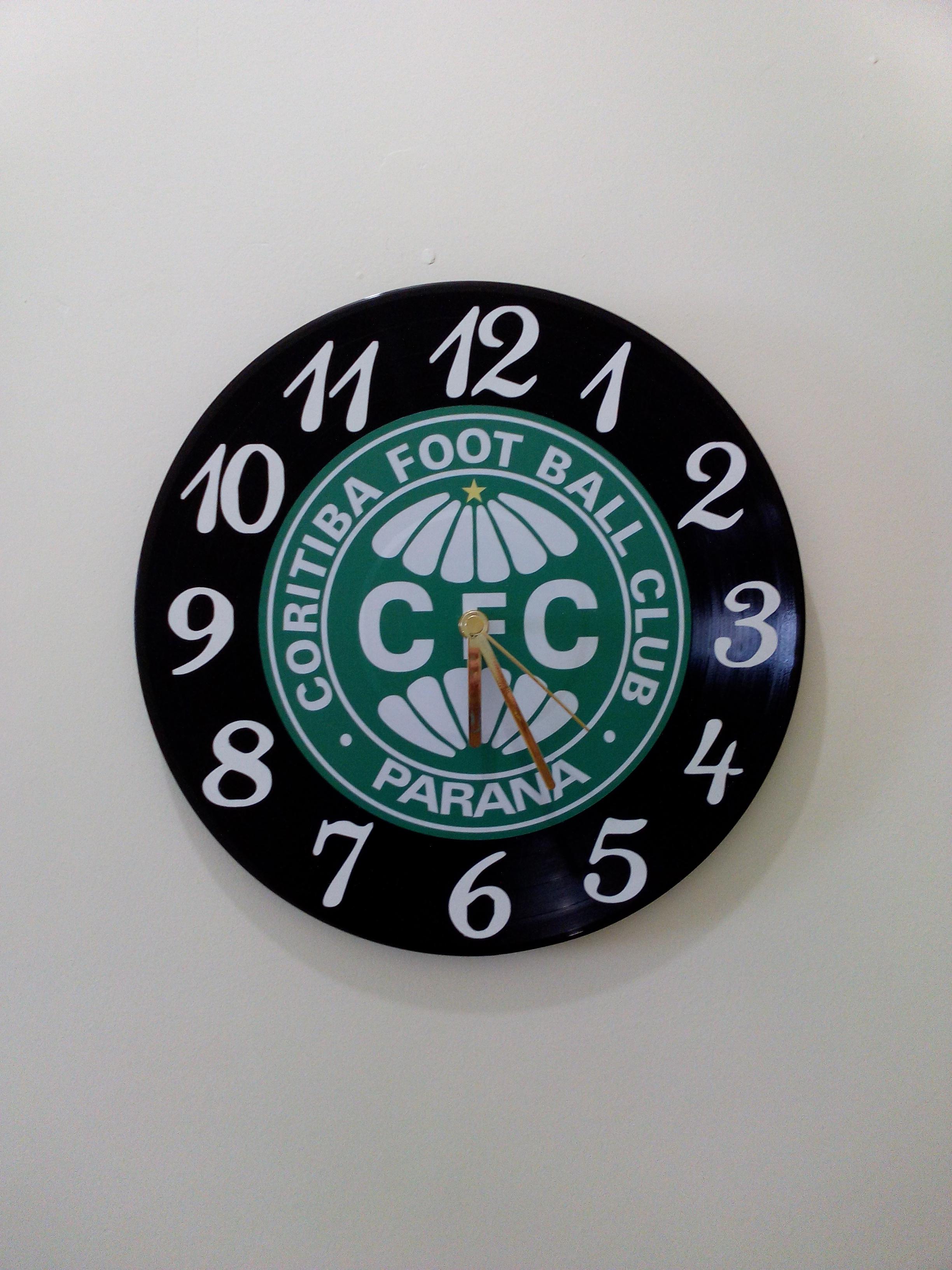 449b89c2a20 Relógio de Parede Cruzeiro no Elo7