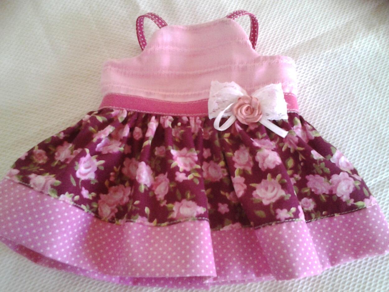 b73c84fd2 Pijama para Baby Alive Kit Sandalia