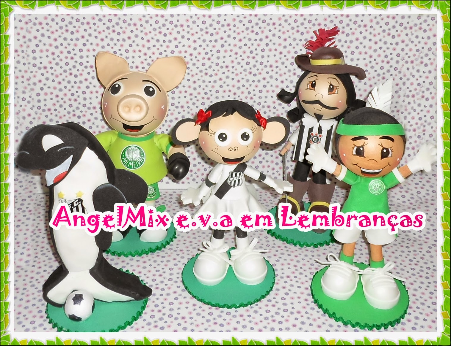 Mascote do Time do Fortaleza  4d6436e454d51