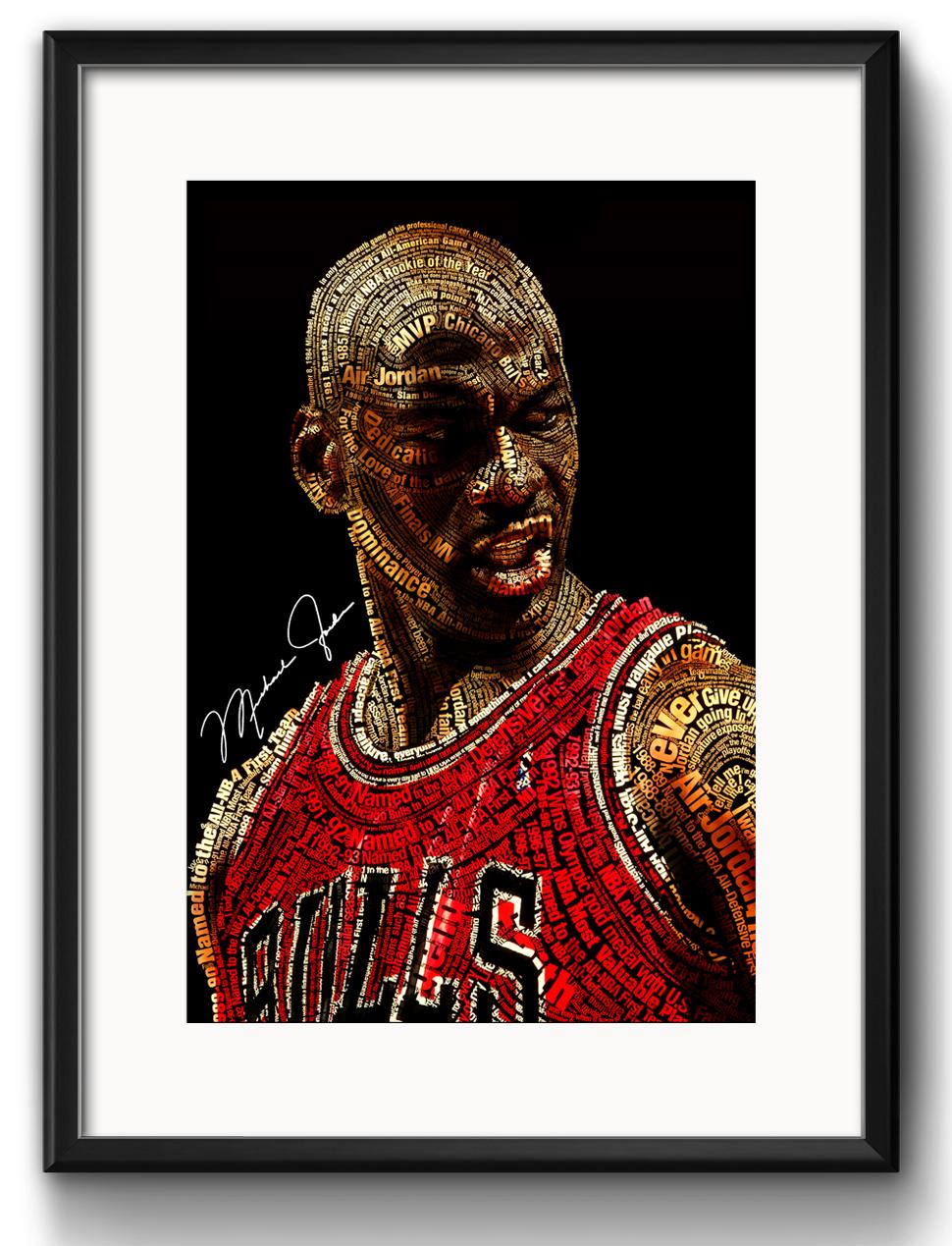 31b776a2d79 Comprar Quadro do Michael Jordan