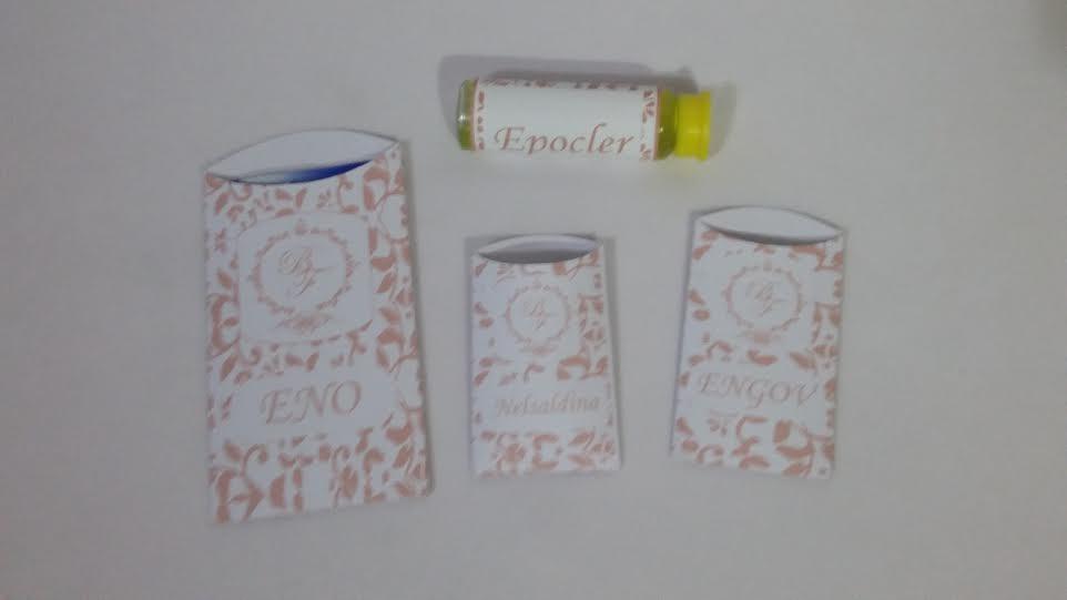 KIT BANHEIRO FEMININO OU MASCULINO  Creative Kits  Elo7 -> Kit Banheiro Feminino