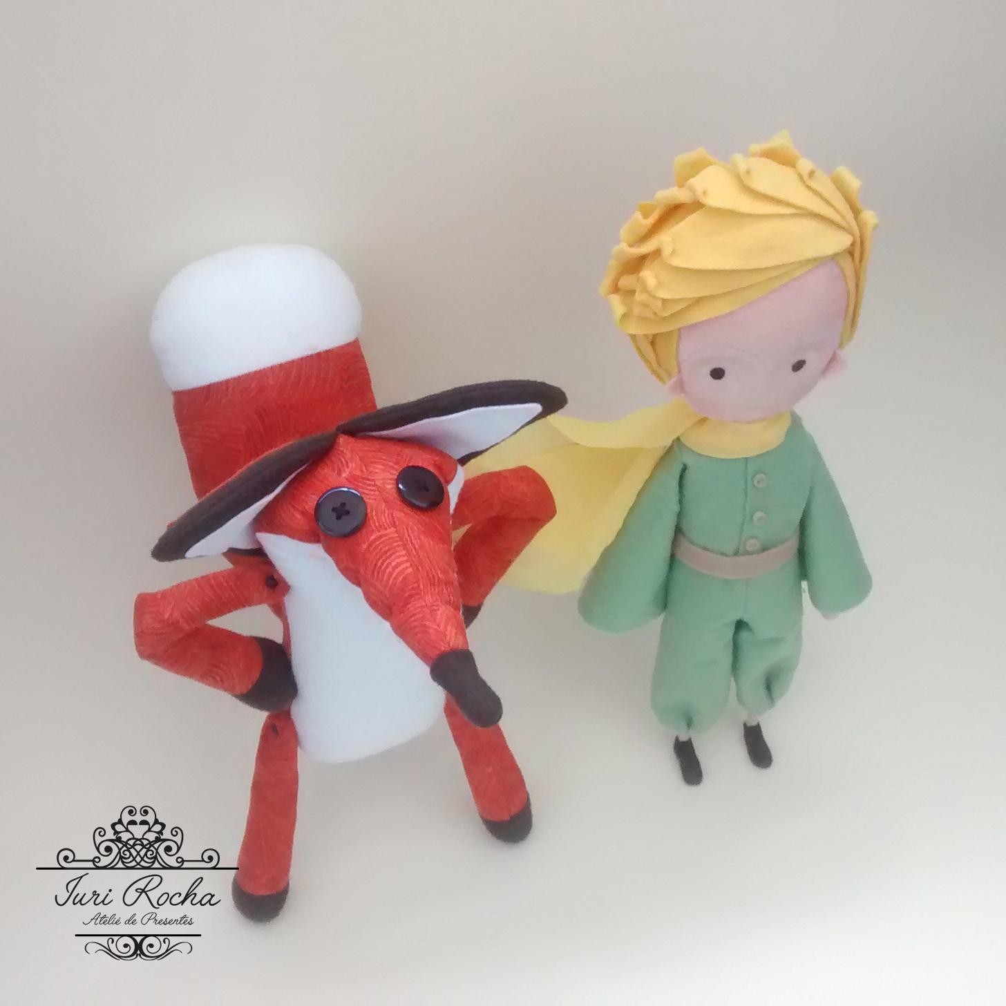 Filme O Pequeno Principe 2015 intended for dupla o pequeno príncipe + sr. raposa   iuri rocha - ateliê de