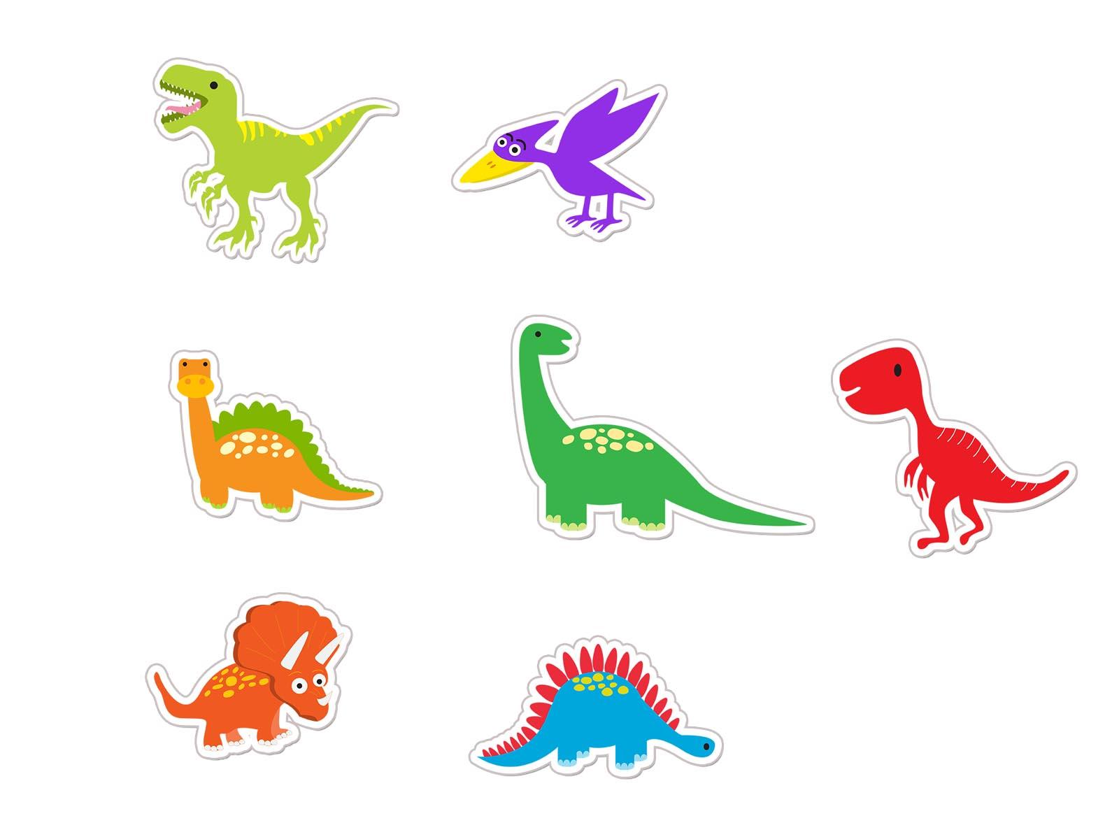 Aplique Dinossauros Mod 14 No Elo7 Lojinha Da Ve 62ad69