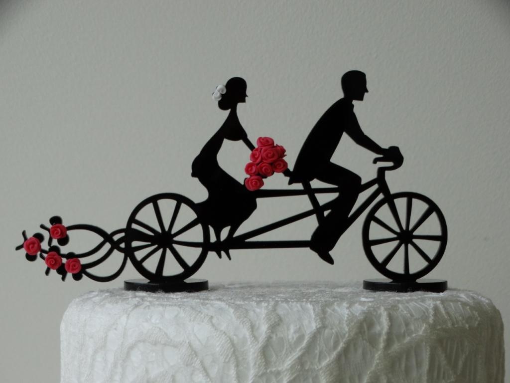 Silhueta Casal De Bicicleta No Elo7 Mom Ju Atelier 440484