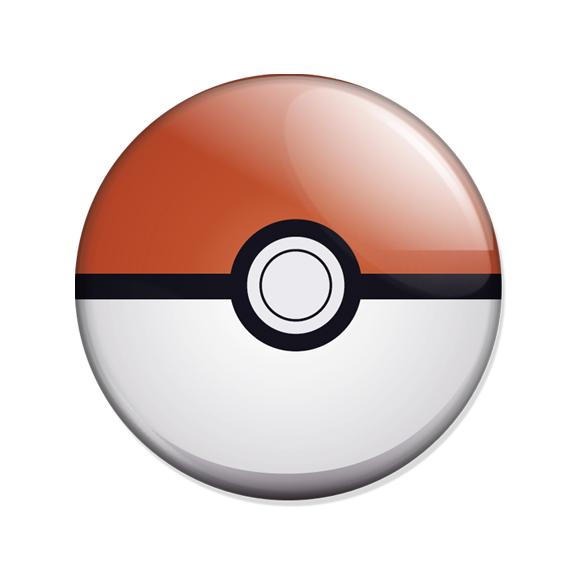 Pokemon Pokebola 5 5cm No Elo7 Meu Botton 62edb8