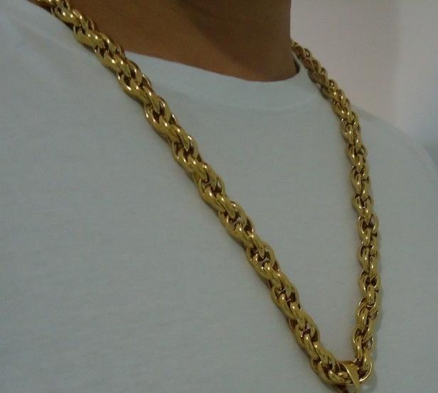 90e5488a1d08c Corrente Dupla Ouro