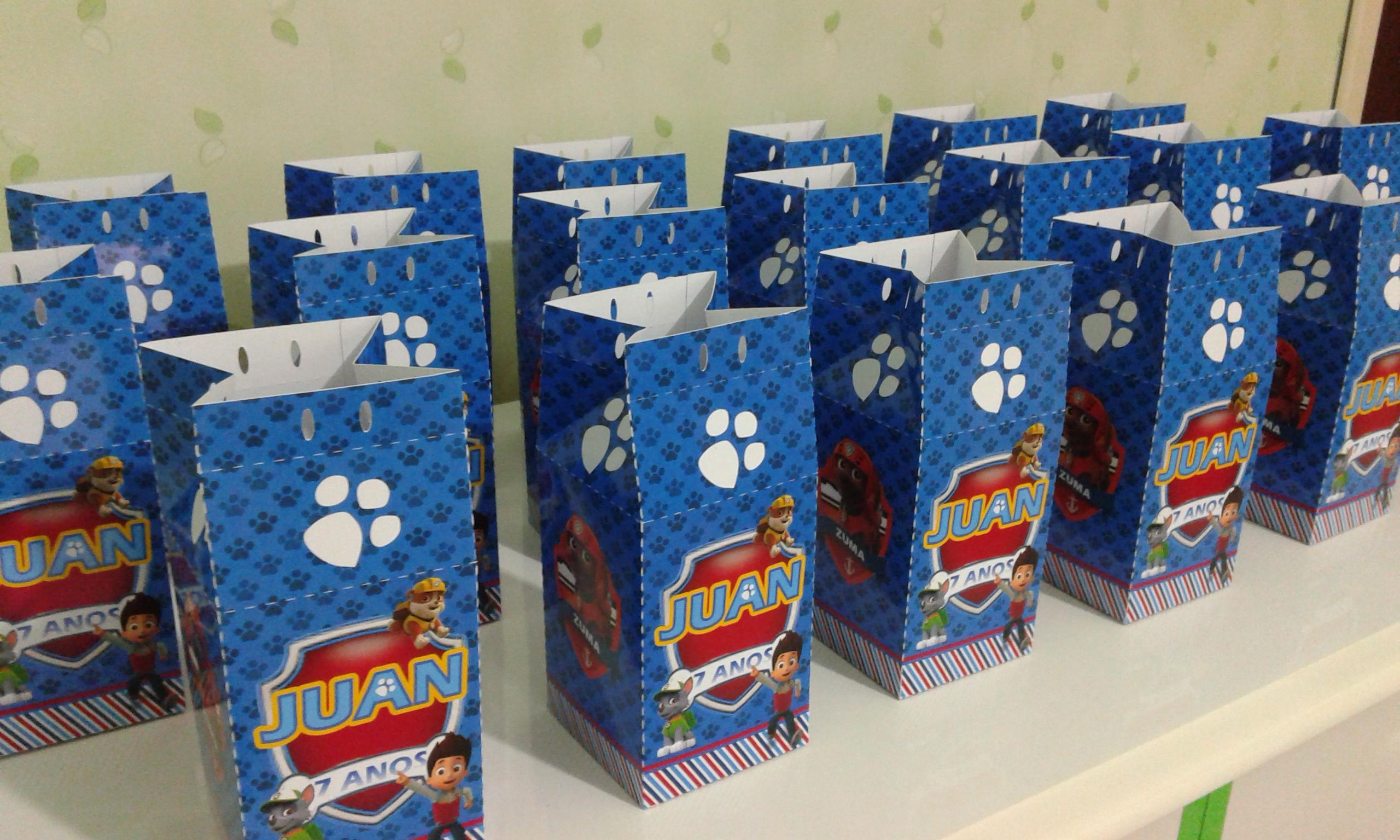 11) Embalagem para lembrancinha. artesanato com caixas de leite