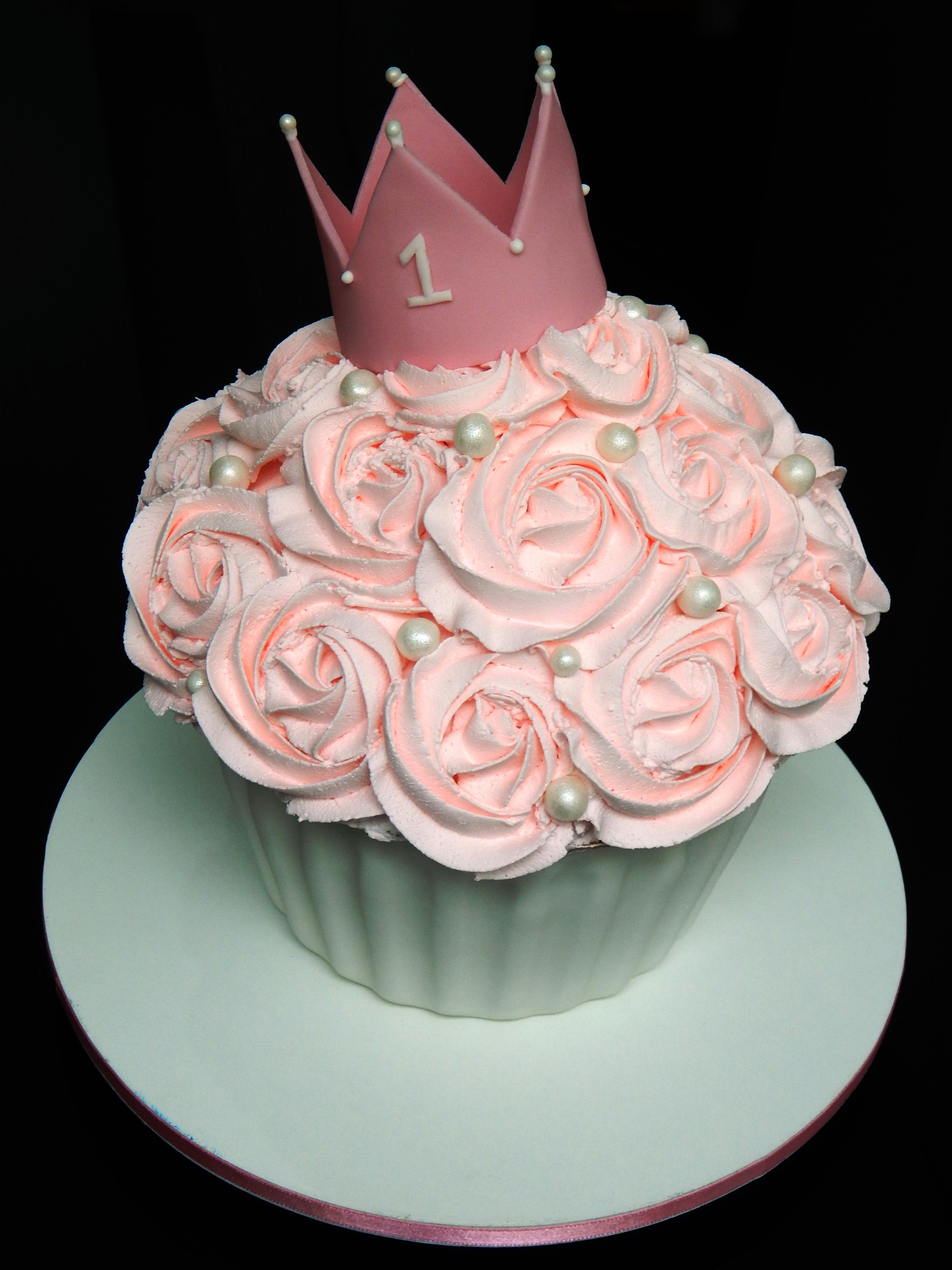 Smash Cake Cupcakes