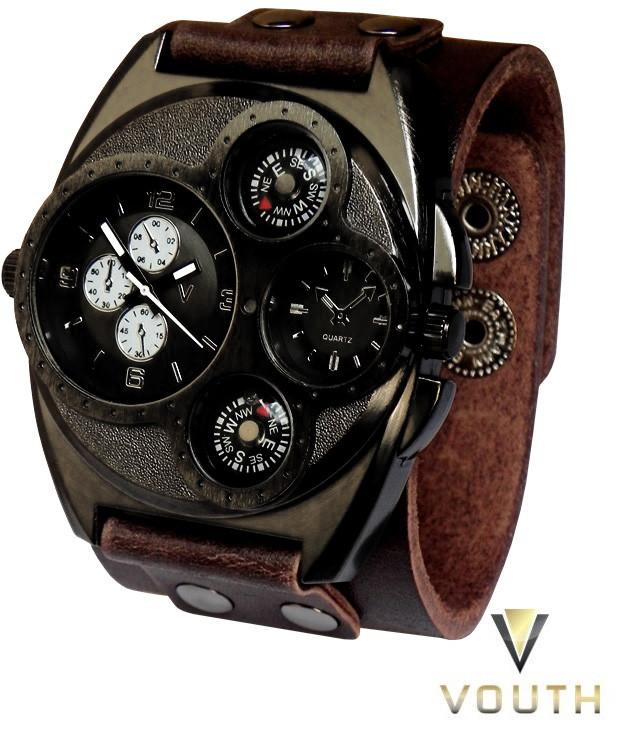 8a31893109a Relógio Bracelete Masculino no Elo7