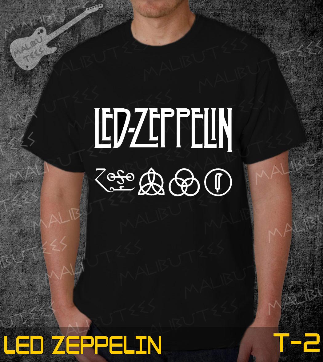 Body Rock Led Zeppelin Personalizado  308624fa7d49f